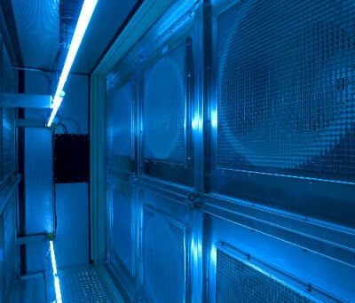 air conditioning uv light protection